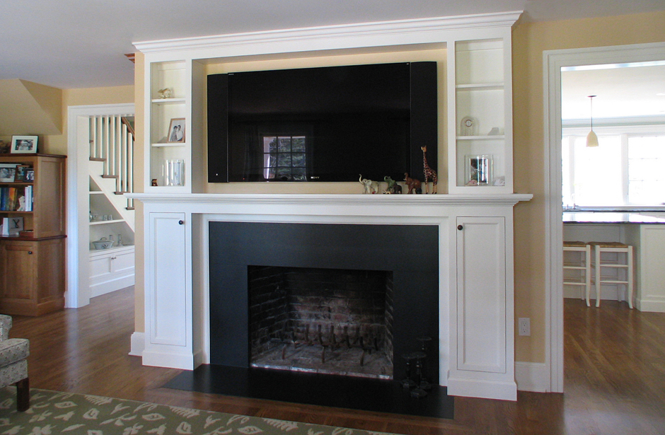 Celadon Family Room view